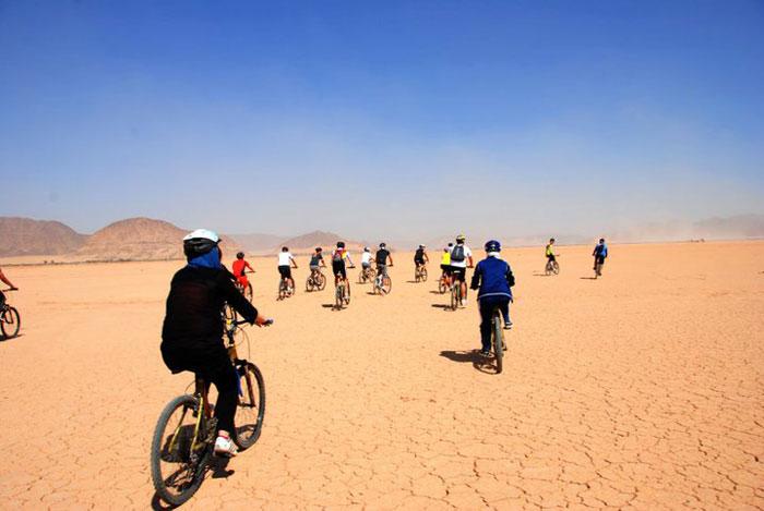 رياضات مثيرة في العالم العربي - ركوب الدراجات