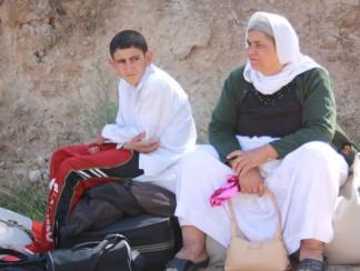 إيزيديو العراق يبيعون أملاكهم من أجل الوصول إلى أوروبا