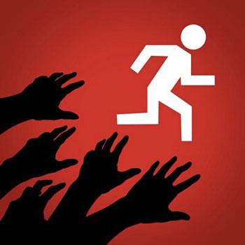 تطبيقات التمارين رياضية - افضل تطبيقات التمارين الرياضية - تطبيق Zombie