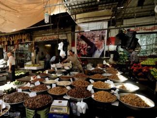 سوق الهال الدمشقي يوحد محافظات فرقتها الحرب