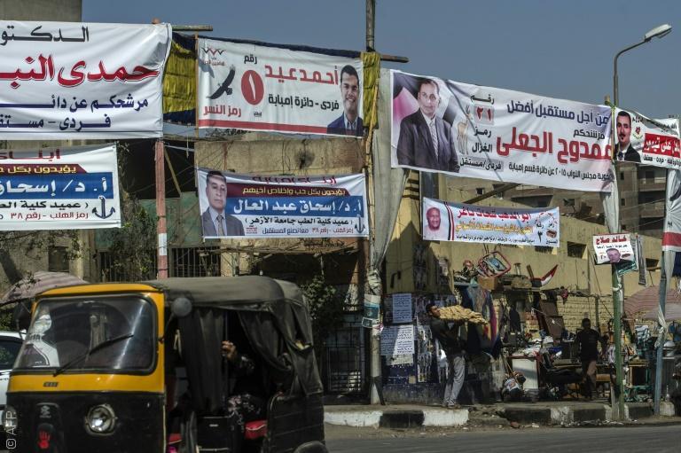 انطلاق الانتخابات التشريعية المصرية - صورة 2