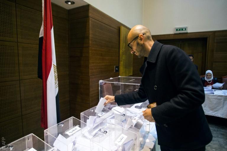 انطلاق الانتخابات التشريعية المصرية - صورة 1