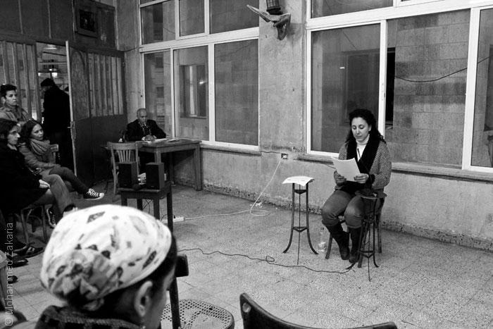 مقاصد المثقفين في العالم العربي - اماكن المثقفين العرب الخاصة - وسط البلد