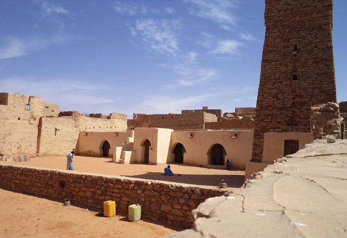 السياحة في موريتانيا - مدينة شنقيط