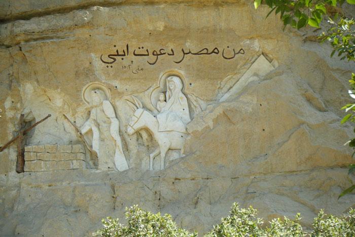 القصة المثيرة لدير سمعان الخراز ومنطقة الزبالين في مصر - صورة 4