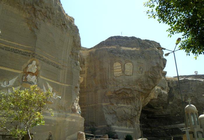 القصة المثيرة لدير سمعان الخراز ومنطقة الزبالين في مصر - صورة 7