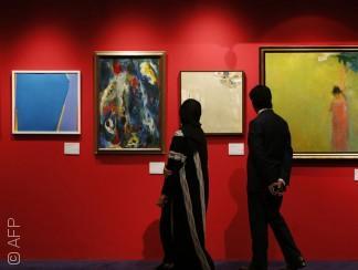 الربيع العربي ينعكس على سوق الفن
