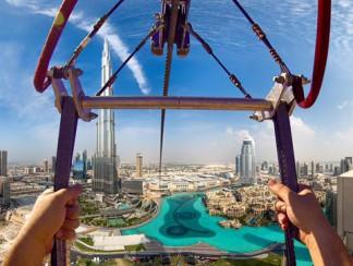 XLine: الإثارة الرياضية في دبي