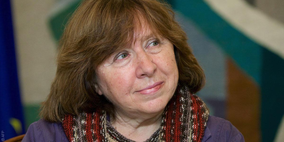 فوز سفيتلانا بنوبل: انتصار الصحافة على الأدب