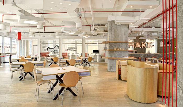 أبرز مساحات العمل المشتركة في دبي - MAKE