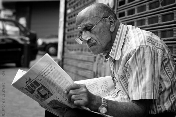 مقاصد المثقفين في العالم العربي - اماكن المثقفين العرب الخاصة - شارع الحمرا