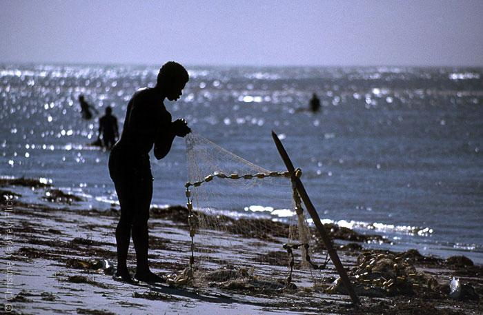 السياحة في موريتانيا - المحمية الطبيعية لحوض آركين