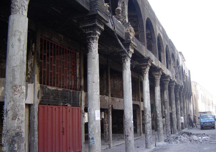 التراث البغدادي .. تراث بغداد يندثر على مرأى من أهلها - صورة 5