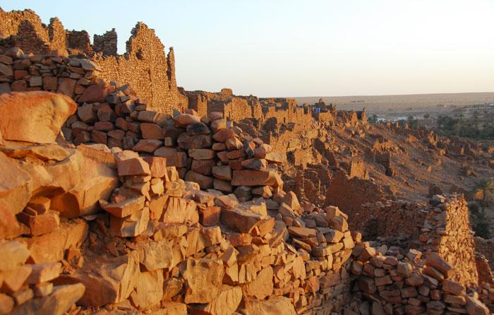 السياحة في موريتانيا - وادن