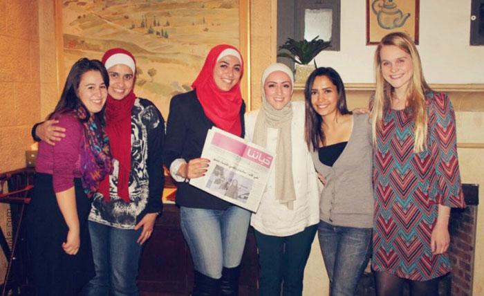 SheCab تاكسي للنساء في الأردن وسط رفض مجتمعي - المؤسسون