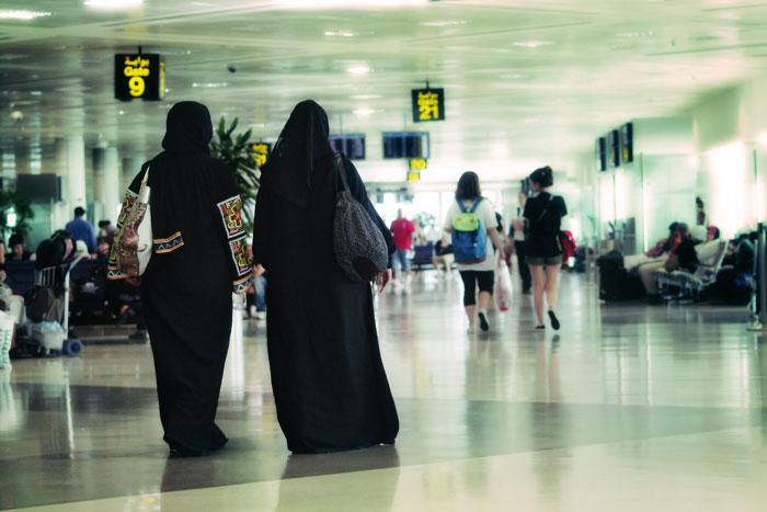 حقوق المرأة في القوانين العربية .. تحفظات القوانين على حقوق المرأة - حرية التنقل