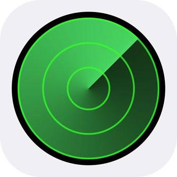تطبيقات العثور على الهاتف المفقود وهو في وضعية صامت - تطبيق iPhoneFind