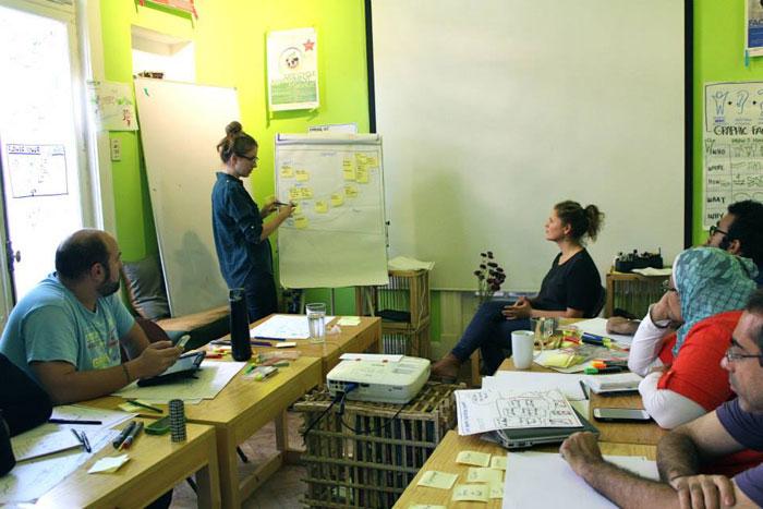 أبرز مساحات العمل المشتركة في القاهرة - icecairo2
