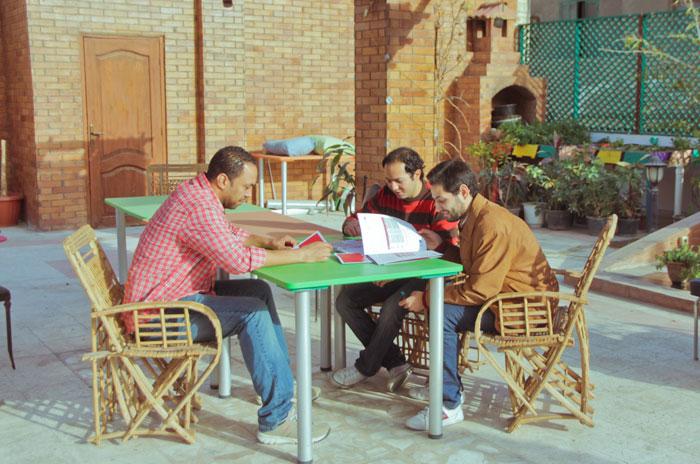 أبرز مساحات العمل المشتركة في القاهرة - the-District-Cairo