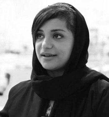 نايلة-الخاجة - ابرز المخرجين السينمائيين في الإمارات