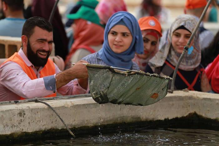 حملة زوروا الأغوار لكي لا يخسرها الفلسطينيون