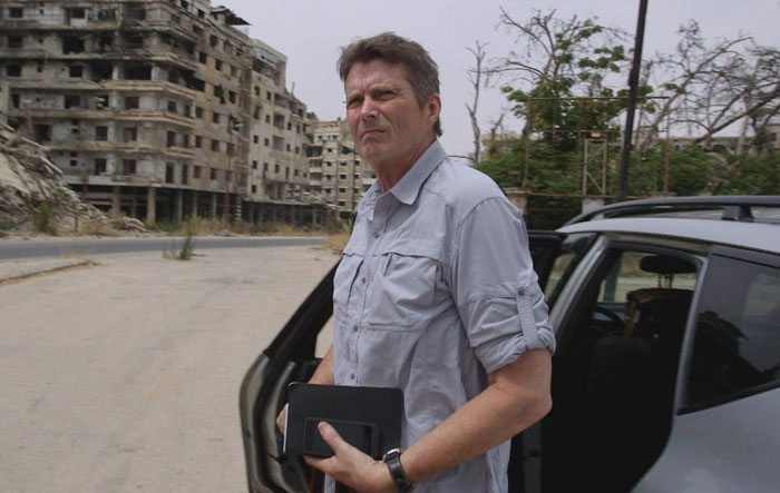 وثائقي Inside Assad's Syria - صورة 1