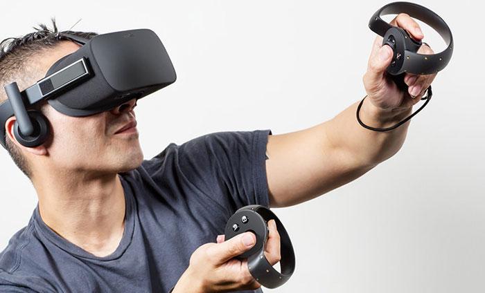 أبرز أجهزة الواقع الافتراضي - مدخلكم إلى عالم الواقع الافتراضي - oculus_rift