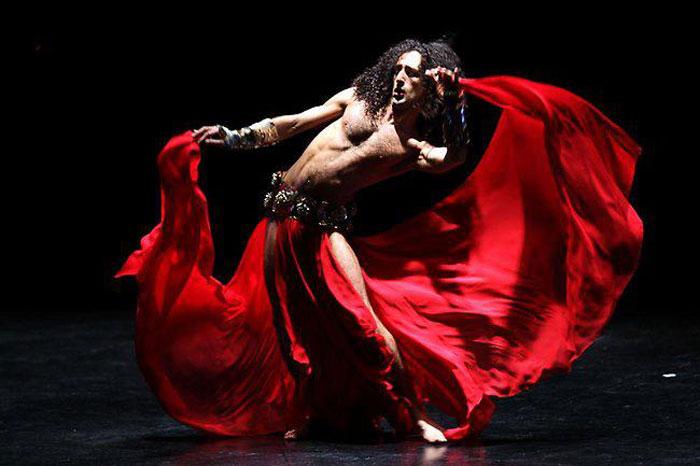 الرقص الشرقي - الجندرة