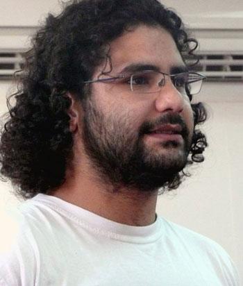 سجناء الرأي في العالم العربي - علاء عبد الفتاح