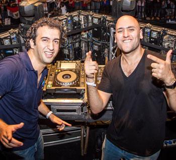 أبرز DJs العالم العربي - Ally-And-Fila