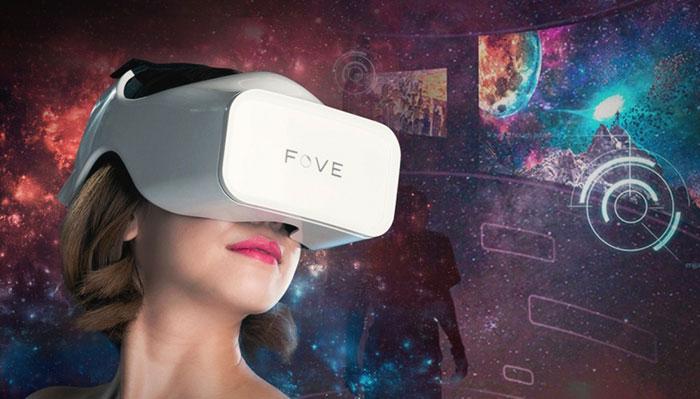 أبرز أجهزة الواقع الافتراضي - مدخلكم إلى عالم الواقع الافتراضي - Fove-Vr