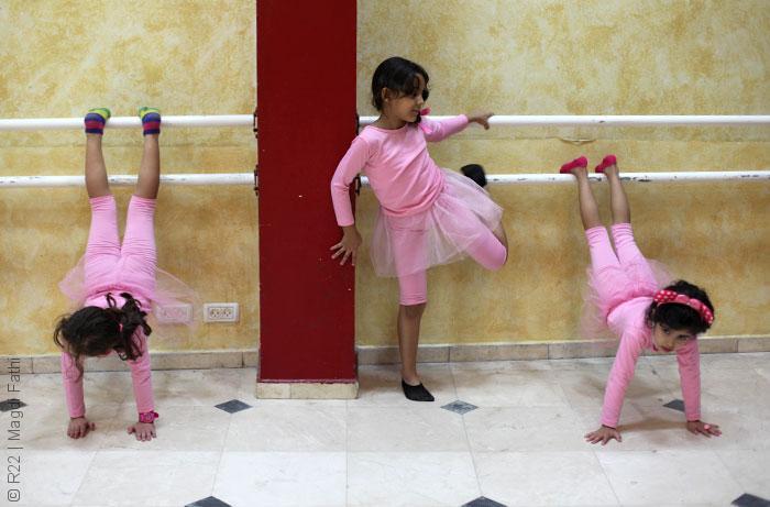 الباليه في غزة - صورة 3
