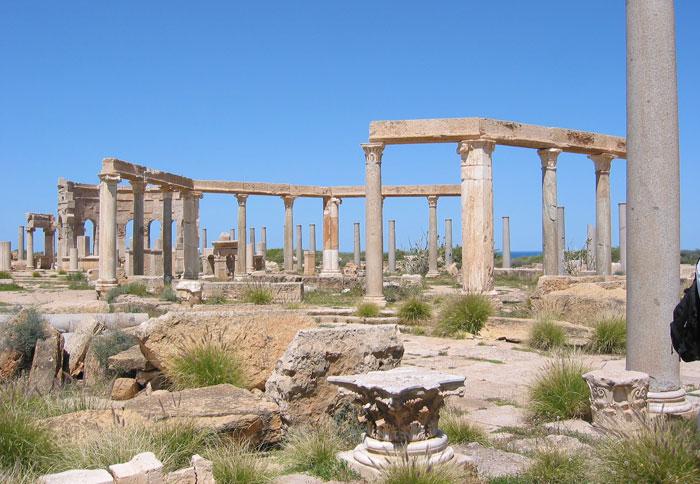 المعالم التاريخية الليبية - صورة 5