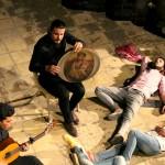 باسم الطيب فنان مغترب يعود إلى العراق لإحياء مسرح الشباب