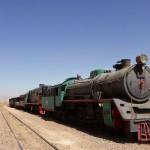 التاريخ المنسي لخط سكة حديد الحجاز