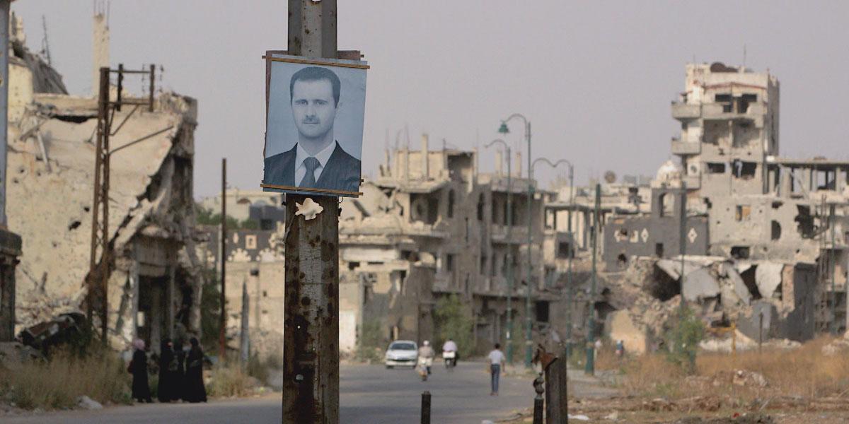 وثائقي Inside Assad's Syria