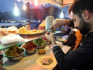 مطاعم السوريين تتفوق على الأكل الشعبي في مصر