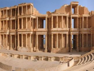 الآثار والمعالم التاريخية الليبية هدف للصواريخ ومصدر لتمويل الحرب