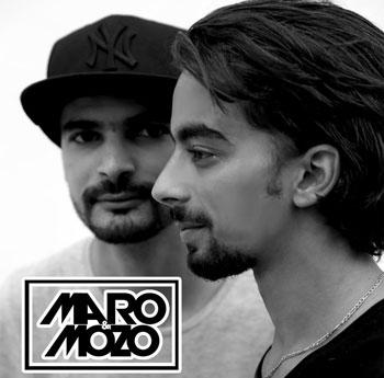 أبرز DJs العالم العربي - Maro-and-Mozo