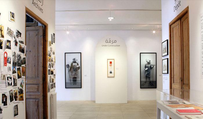 الفن التشكيلي في تونس - مرسة
