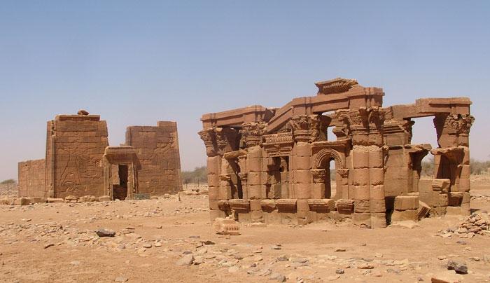 السياحة في السودان .. السودان وجهة سياحة غائبة عن العالم العربي - Naqa_Apedamak_temple