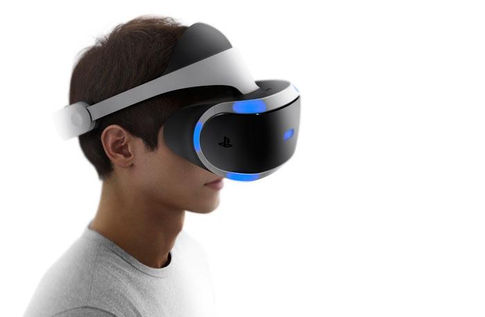 أبرز أجهزة الواقع الافتراضي - مدخلكم إلى عالم الواقع الافتراضي - Playstation_Sony