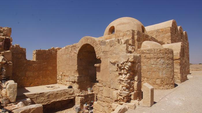 قصر أموي - قصر قصير عمرة