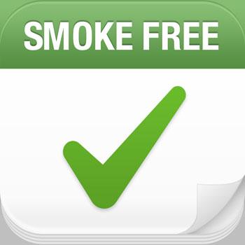 افضل تطبيقات الاقلاع عن العادات السيئة - تطبيق Smoke-Free