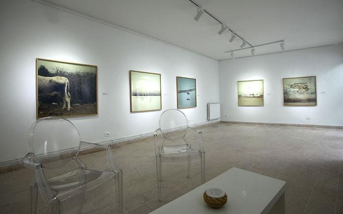 الفن التشكيلي في تونس - غاليري عايشة