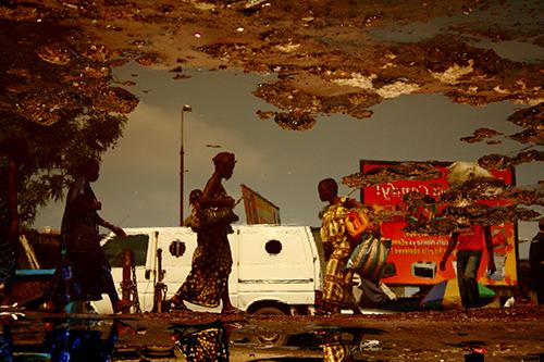 مهرجان دريم سيتي - من أعمال المصور كيريبي كاتمبو