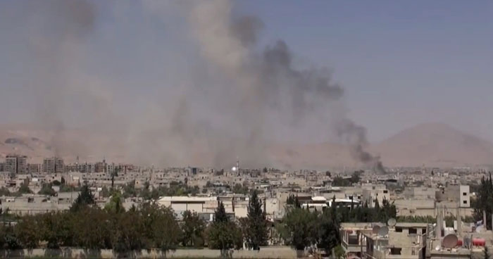 وثائقي Inside Assad's Syria - صورة 2