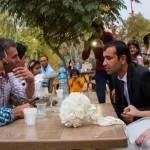 أول زواج مدني في كوباني... ورجال الدين ينتقدون