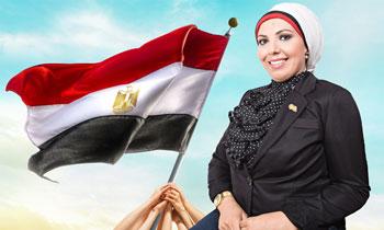 مدى حضور المرأة المصرية في السياسة - جهاد-إبراهيم