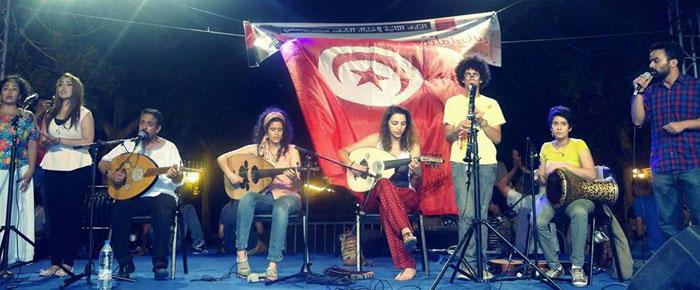 الأغنية السياسية في تونس - فرقة-البحث-الموسيقي